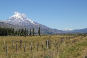 Lanin, and Quetrupilan in the distance
