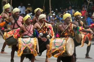 participants to the Mysore Dasara Parade (2)
