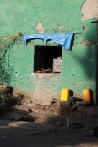 Gondar shop