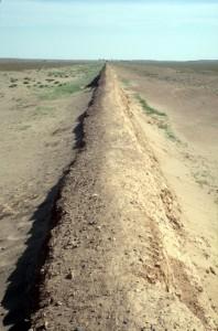 the Great Mud Ramp