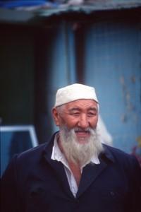 Kuqa man