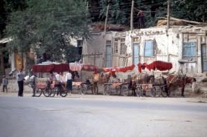 public transport in Hotan