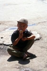 Kashgar boy