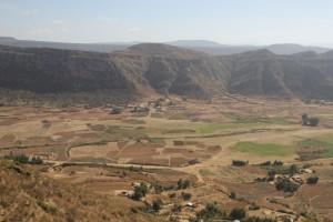 scenery South-East of Wukro