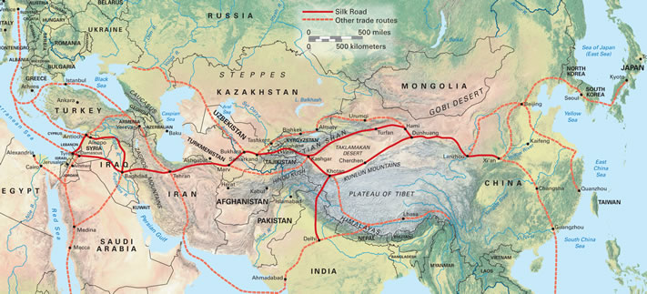 the silk road to - photo #13