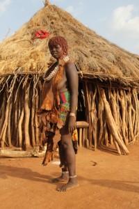 village woman