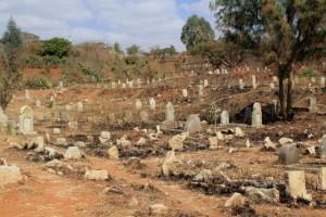 old Muslim cemetery