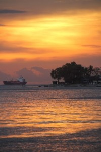 Makassar sunset