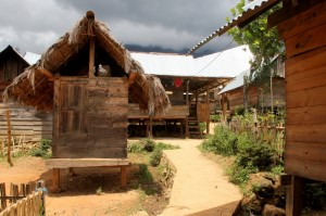 Taupe village