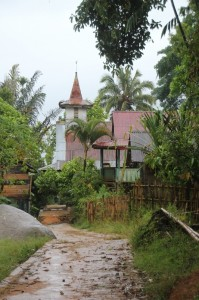 Loko village church