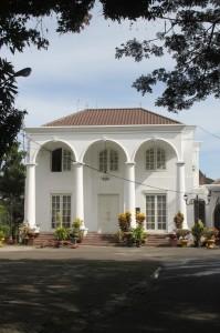 governor's mansion in Gorontalo