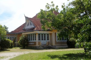 another old Dutch colonial house
