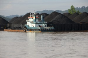 another coal barge