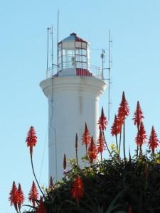 the light house, centre piece of Colonia del Sacramento