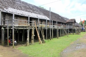 the longhouse