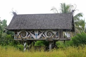 tomb of village eldest