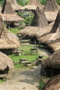 view of Kampung Praijiang