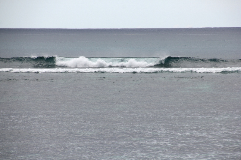 the coast of South Sumba is also well known for its surf