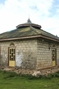 the little mosque in Pero
