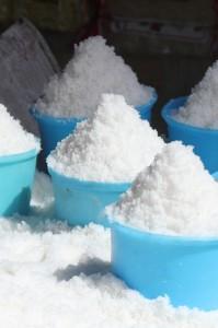 salt for sale in the Waitabula market