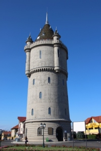 the pride of Severin, the Turmu part actually: the water tower