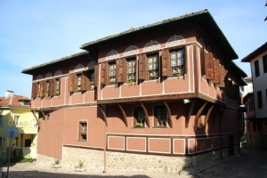 another Plovdiv house