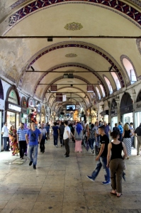 and another corridor, also Grand Bazaar