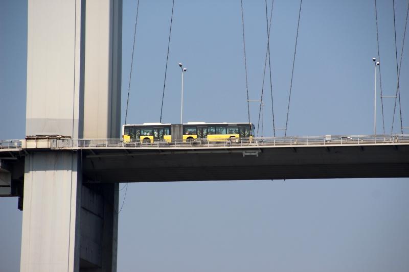 bridge of the Bosphorus