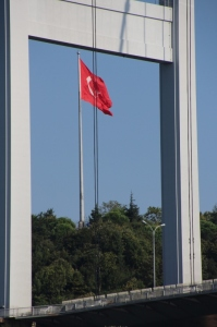 another bridge across the Bosphorus
