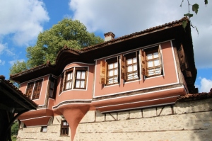 the house of Todor Kableshkov, the most famous citizen of Koprivsthitsa