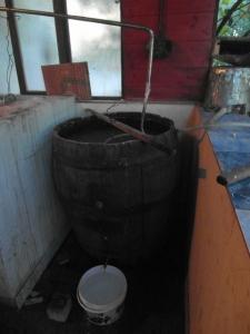 home-distilling set-up