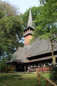 the church of Harcicesti