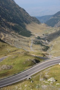 hairpins galore, the northern side