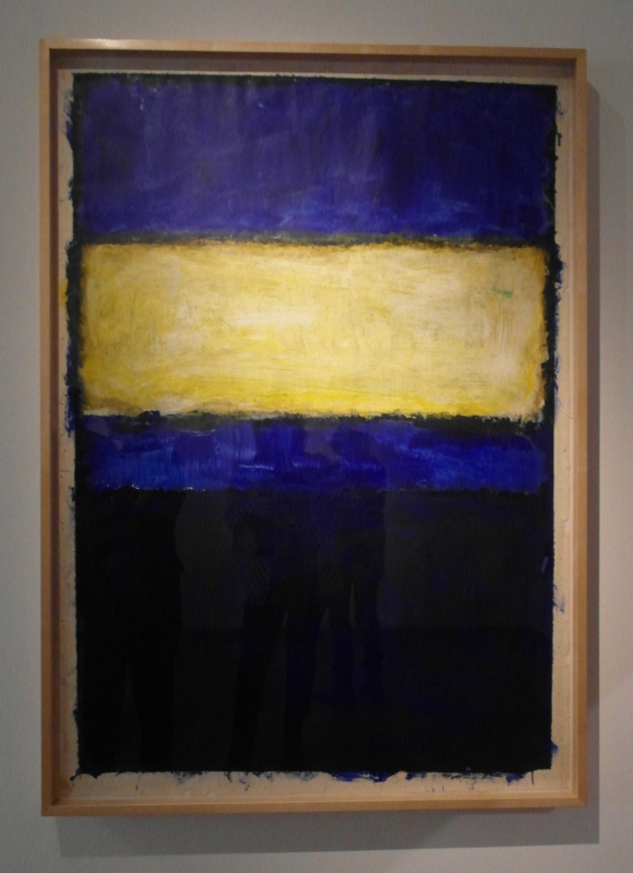 Rothko in The Hague