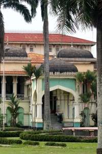 Maimoon Palace, Medan