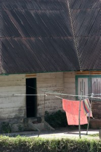 Balige house, and laundry