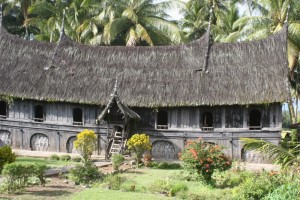 Rumah Tua, or old house, in Balimbing