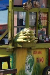 Padang food stall
