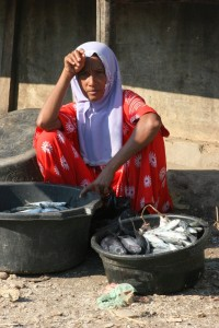 selling more fish