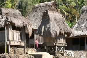 village view, Lobu
