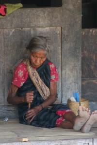 woman at work (Gurasina)
