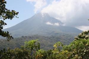 Gunung Ambulombu, outside Ende