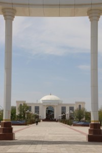 central mosque of Nukus