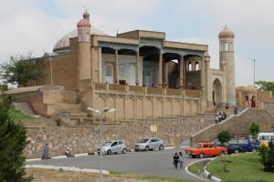 Khazret Khyrz mosque, Samarkand
