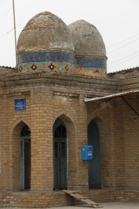 my personal favorite in Shakhrisabz, the post office (really!)