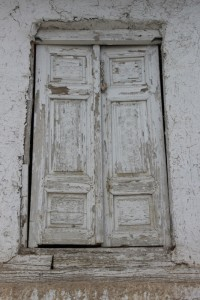 a door in the old town, which may well be from Osipov's time