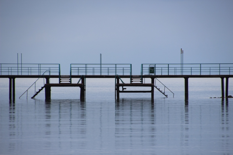 another view of the jetty