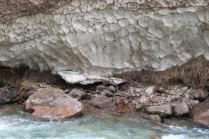 one of the mini-glaciers again
