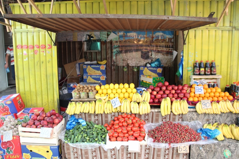and the container shop, or one of them