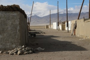 your average village street in Karakul